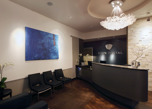 ICON Dental Reception